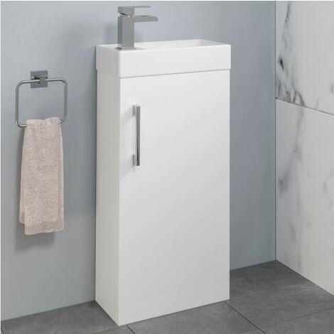 Amelie Toilet and 400mm Kompakt Vanity Unit