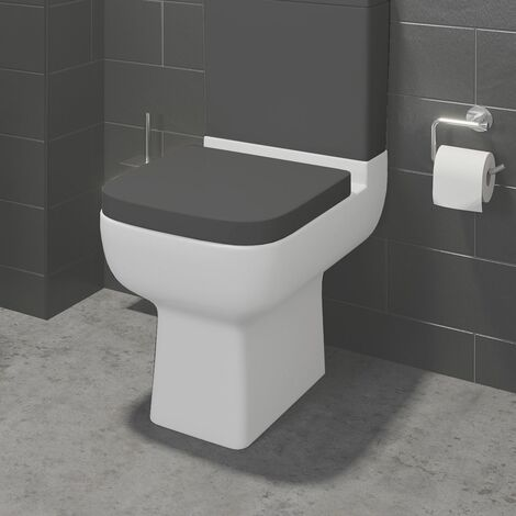 Amelie WC Close Coupled Toilet - PAN ONLY
