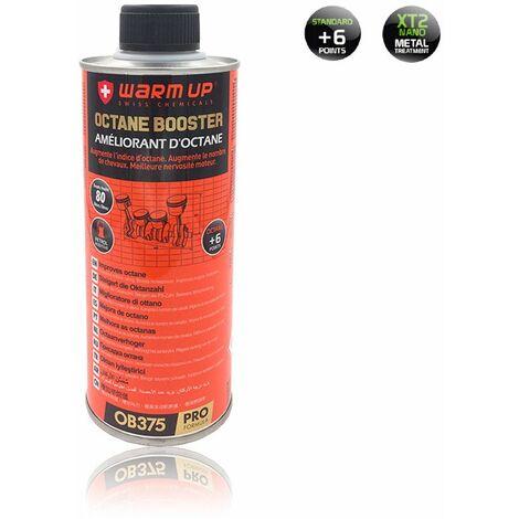 Améliorant d'octane Octane Booster Warm Up OB375