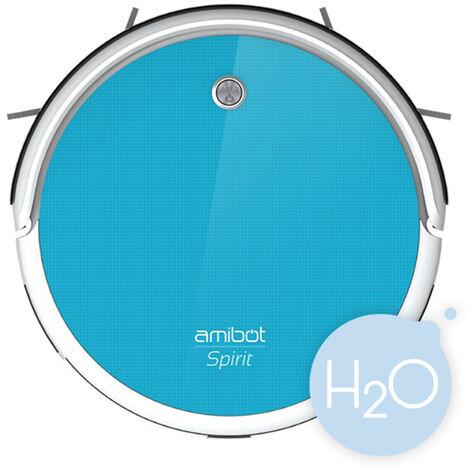 AMIBOT Spirit H2O - Robot aspirador y limpiador