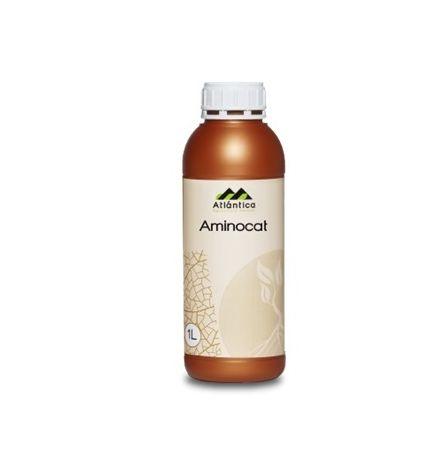 AMINOCAT 1 L, bioestimulante vegetal y solución de aminoacidos libres con NPK