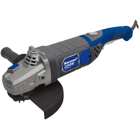 Amoladora angular 2350W – Ø 230mm