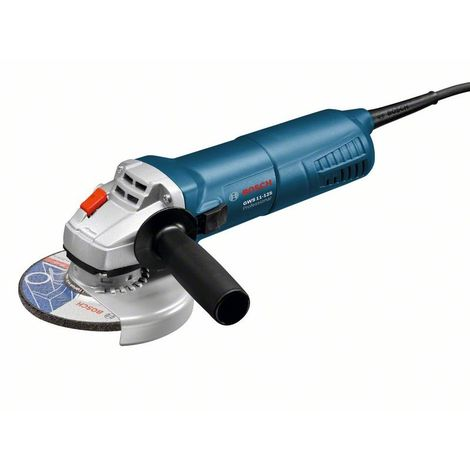 Amoladora angular GWS 11-125 Professional