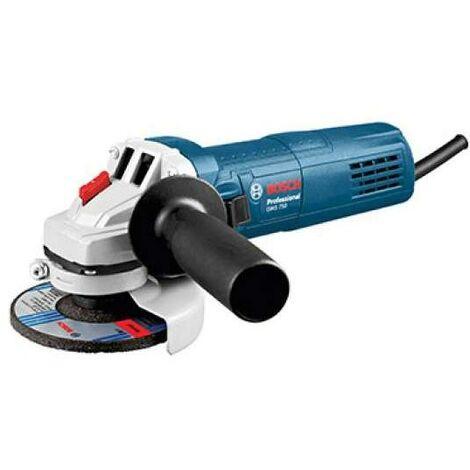 Amoladora angular profesional Bosch GWS 700 W 115 mm