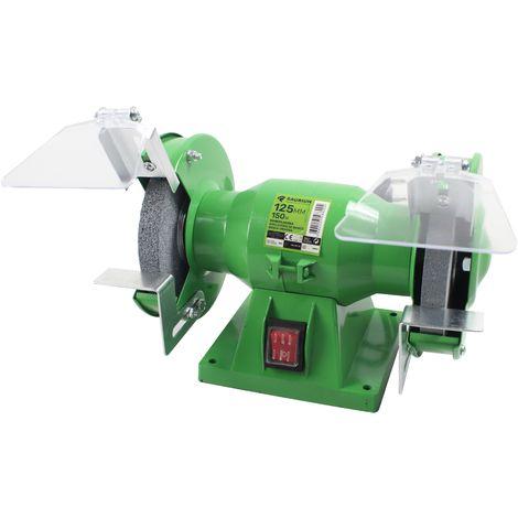 Amoladora de Banco, 150W, 125mm - SAURIUM®