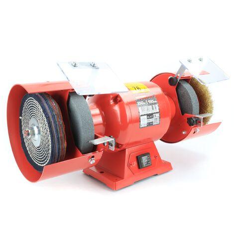 Amoladora De Banco Eléctrica 150Mm 350w - MADER® | Power Tools