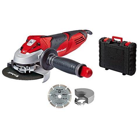 Amoladora Einhell Expert TE-AG 115-125/750 Kit