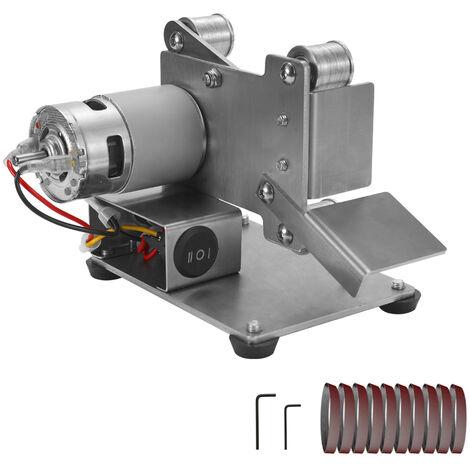 Amoladora multifuncional, Mini lijadora de banda electrica