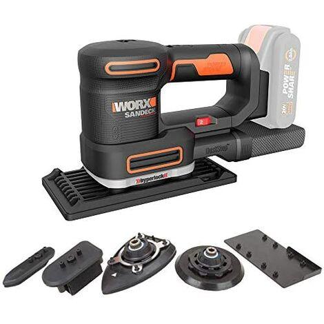 Amoladora oscilante Worx POWER SHARE WX820.9