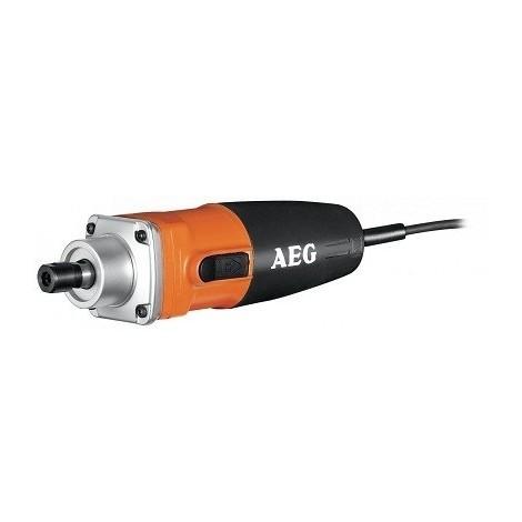 AMOLADORA RECTA AEG GS 500 E