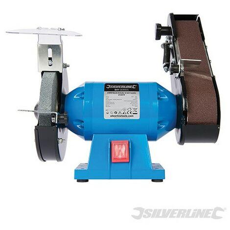 Amoladora y lijadora de banda 240 W (240 W)