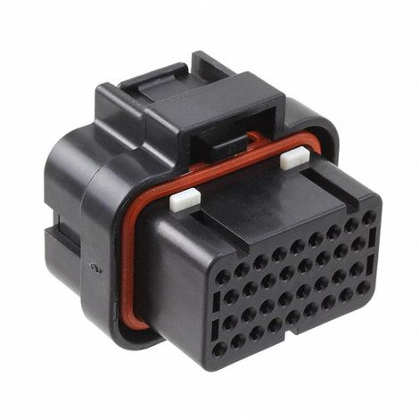 Amp 4-1437290-0 Connector automotive 34 way female - Superseal