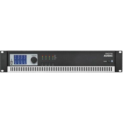 AMPLI - PRE AMPLI INTEGRE AUDAC SMQ 750