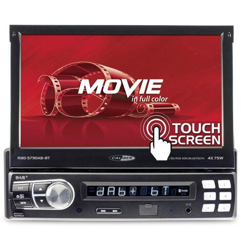 Ampli-tuner multimédia Caliber Audio Technology RMD579DAB-BT RMD579DAB-BT 1 pc(s) X479341