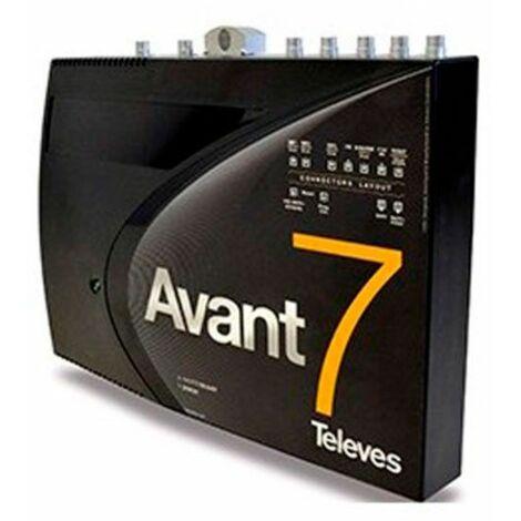 Amplificador AVANT 7 FM-BIII/DAB-TB-3U-FI 532840 de Televes