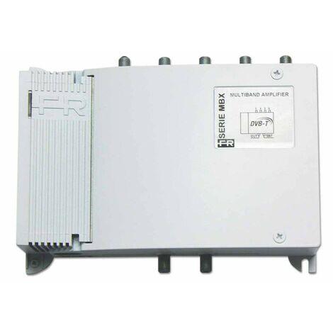 Amplificador de Fracarro 4 entradas 40dB LTE MBX5740LTE 235112