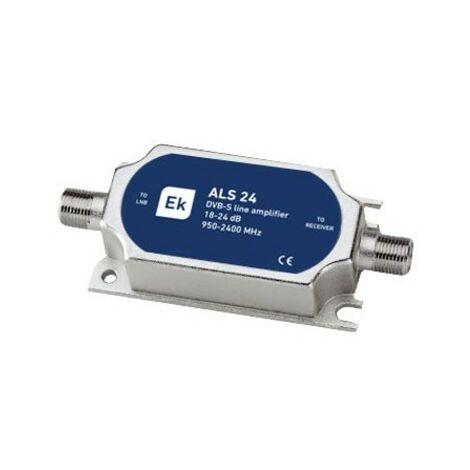 Amplificador De Linea FI 25dB Satelite ALS24