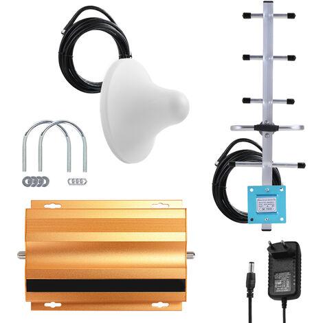 Amplificador de senal de telefono movil AT980, repetidor de senal de telefono celular 2G GSM900MHz