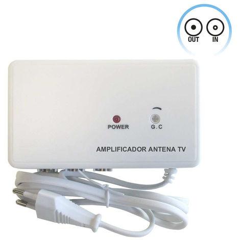 Amplificador de Señal de TV 7hSevenOn Elec
