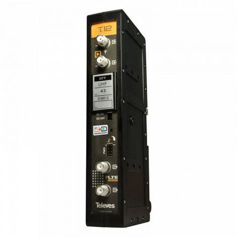 Amplificador Monocanal T12 Dtt C27-c28 5086122728
