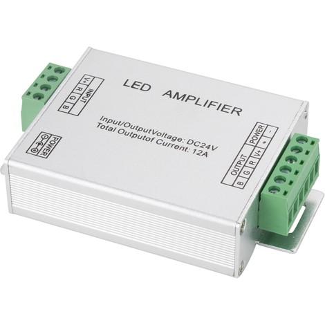 Amplificador RGB 24VDC IP25 Max. 288W (KDAMPRGB24VDC)
