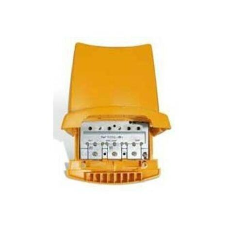 Amplificador TV Mastil 41dB BIII-FM-UHF