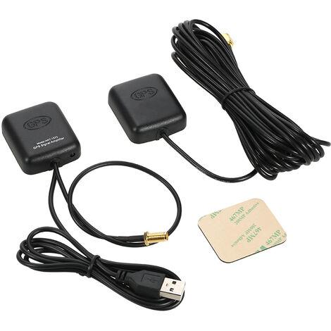 Amplificateur D\'Amplificateur D\'Antenne De Signal Gps De Voiture Pour La Navigation D\'Emetteur De Recepteur Gps De Voiture