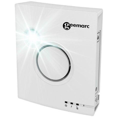 Amplificateur de sonnerie Ringer 595 U.L.E Geemarc - blanc