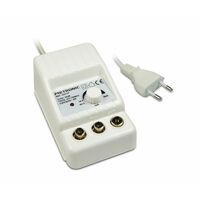 Amplificateur d'intérieur UHF 26 dB avec réglage de gain