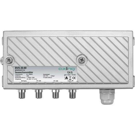 Amplificateur domestique 38 dB Axing BVS 20-69