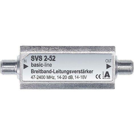 Amplificateur SAT 20 dB Renkforce Y033391