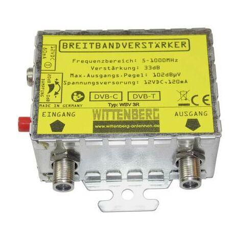 Amplificateur TNT Wittenberg Antennen WBV-3R