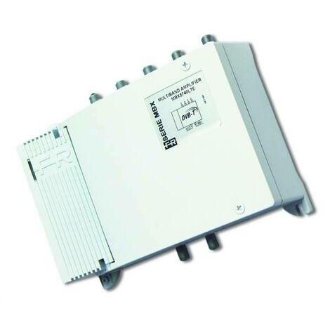Amplificateur wide band 4 ingressi 40 db mbx5740lte 235108