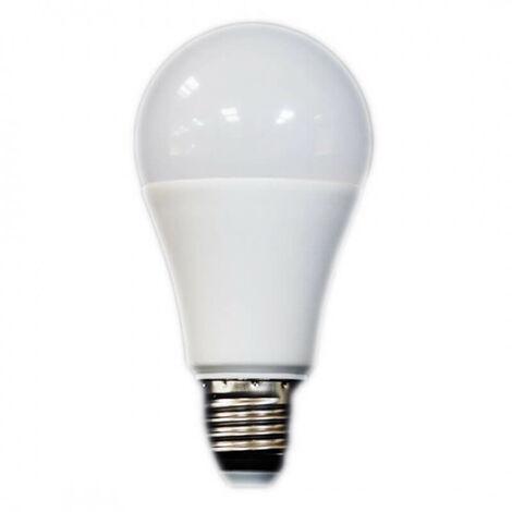 Ampoule 12W E27 blanc neutre A60 équivalant à 80W incandescent