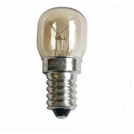 Ampoule 15W - E14 (101875-24505) (41X8790, C00006522) Réfrigérateur, congélateur 101875_3662734022221 WHIRLPOOL, BAUKNECHT, ARISTON HOTPOINT, BRANDT