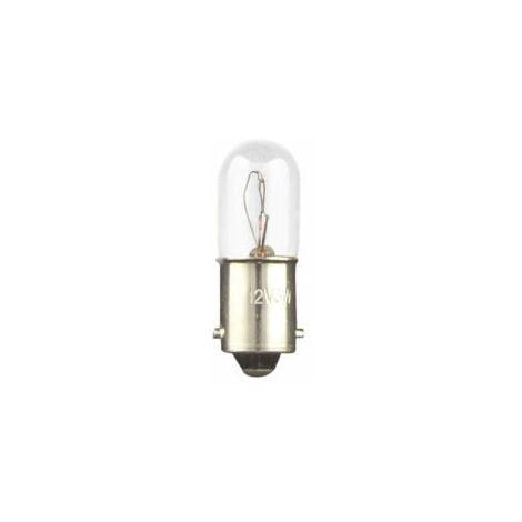 Ampoule 3W 12V 250mA AA059 10x28 cuLot BA9S