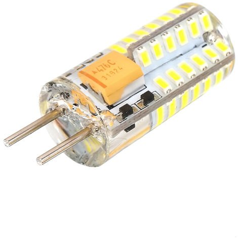 Ampoule A Diode Electroluminescente Gy6.35, Ac / Dc12V 2W, 350Lm, 48-3014Smd