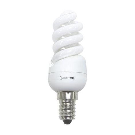 Ampoule à économie dénergie LightMe 9 W = 39 W forme spiralée 1 pc(s)