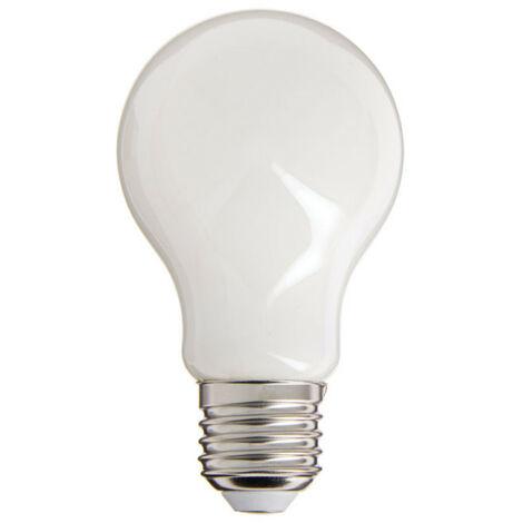 Ampoule à filament LED A60, culot E27, 7W cons. (60W eq.), lumière blanc neutre | Xanlite