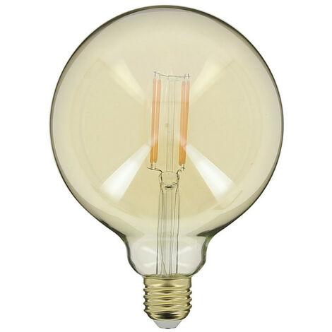 Ampoule Led Conso E27 Equi50w Filament À VintageGlobeCulot 7w VqSzMpjULG