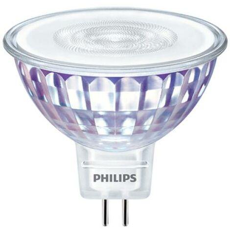 AMPOULE A' LED 8-50W DOUILLE MR16 GU5.3 WARM LIGHT 2700K 621 LUMEN 71067800 871869679671067800 CLAGU535082736