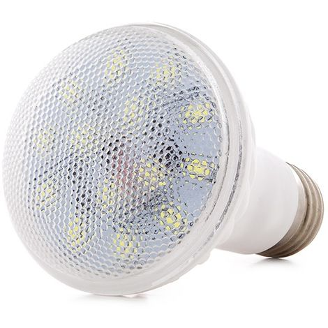 Ampoule À LED Céramique R63 E27 7W 460-560Lm 30.000H