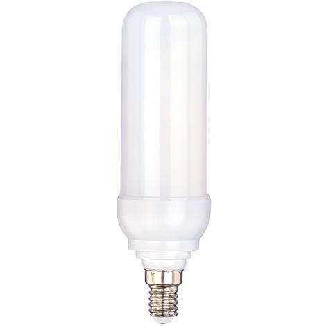 Ampoule à LED Feu Flamme Effet Flicker Lampe E14 Lampe 1600K Éclairage 3 W Globo 10101