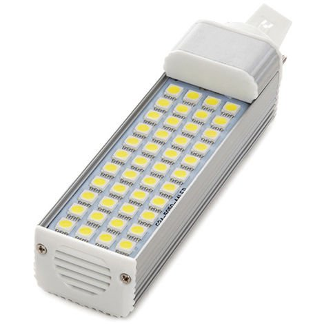 Ampoule À LED G24 40 X SMD5050 8W 680Lm 30.000H