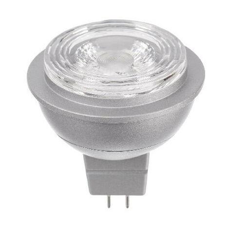 Ampoule à LED, GE 7W attaque GU5,3 3000K 12V 93021372