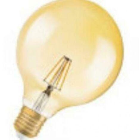 Ampoule a led globe vintage 7w a filament grande douille e27 a' lumie're chaude 2500k led809406box1