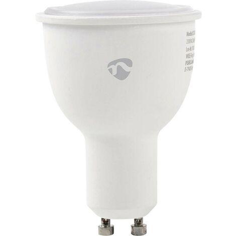 Ampoule à LED GU10 WIFILW10WTGU10 WIFILW10WTGU10 blanc (Ø x L) 50 mm x 70 mm 1 pc(s)