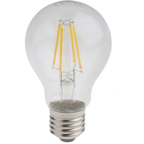 Ampoule à LED, puissance 6,2 W - 60W, culot E27, 806 lm, Blanc chaud, 240 V