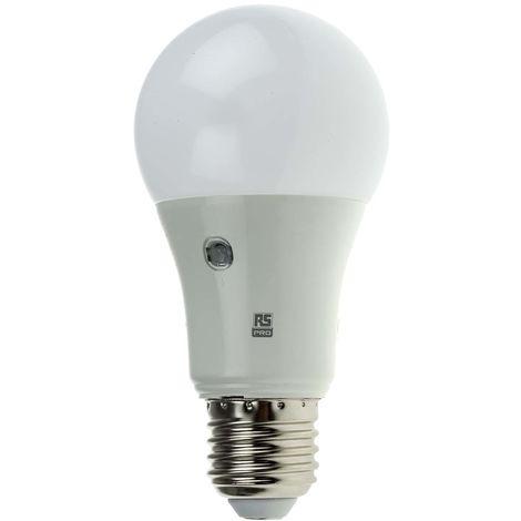 Ampoule à LED, puissance 9,5 W - 60W, culot E27, 806 lm, 2700K, Blanc chaud, 220 → 240 V