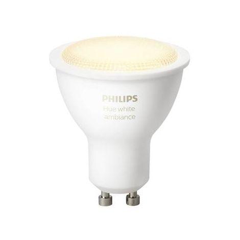 Ampoule à LED (simple) 5.5 W 2x GU10 Philips Lighting White 60551300 1 pc(s)